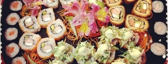 Taka Sushi is one of Restaurantes Venezuela.