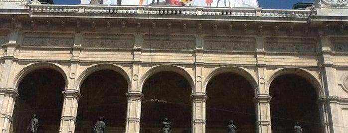 Wiener Staatsoper is one of My Wien.