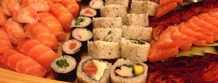 Click Sushi is one of Sushi em Campão.