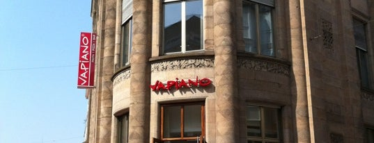 Vapiano is one of BlagosPlaces.