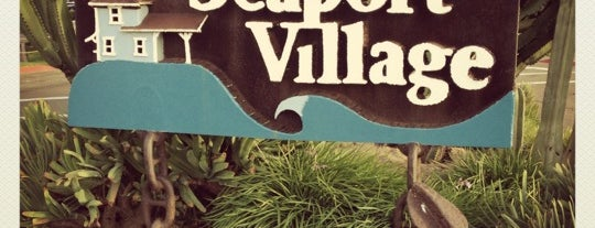 Seaport Village is one of Los Angeles.