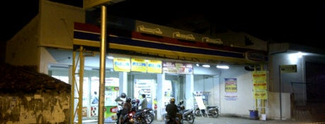 Indomaret is one of Pekalongan World of Batik.