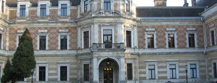 Hermesvilla is one of Exploring Vienna (Wien).