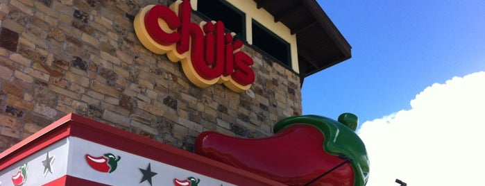 Chili's Grill & Bar is one of My places.