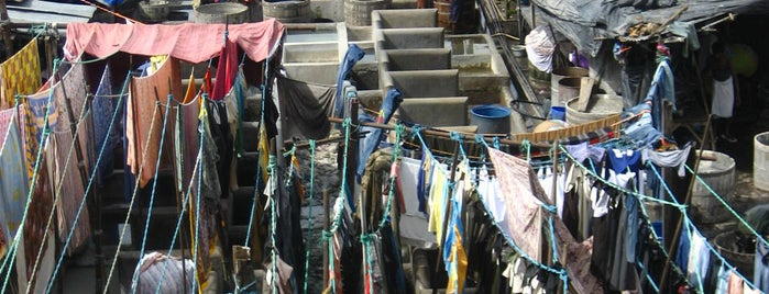 Dhobi Ghat is one of city of dreams.