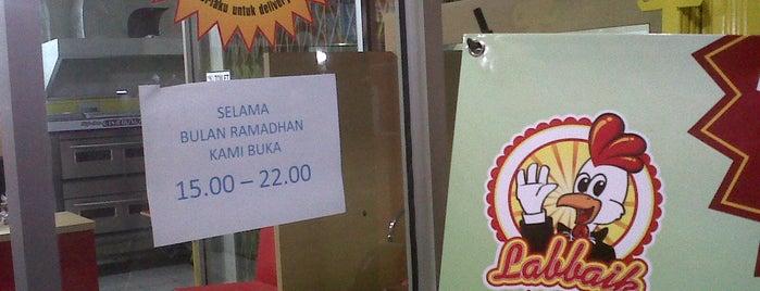 Labbaik Chicken is one of Napak Tilas Perjalanan N9.