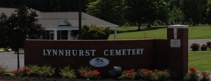 Lynnhurst Cemetary is one of Fountain City FUN!.