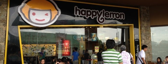 Happy Lemon is one of Metro Manila.
