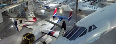 National Air and Space Museum is one of National Mall Tour.