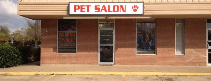 Studio Pampered Pets is one of * Gr8 Service Companies In Dallas (Misc.).