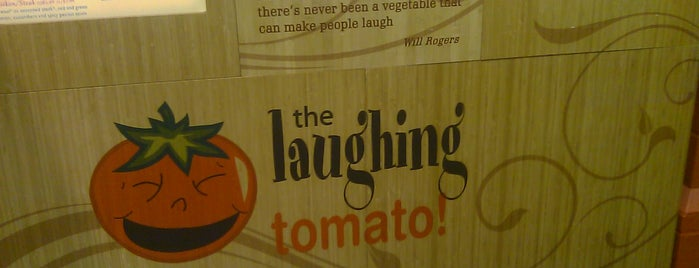 The Laughing Tomato is one of University of Oklahoma.