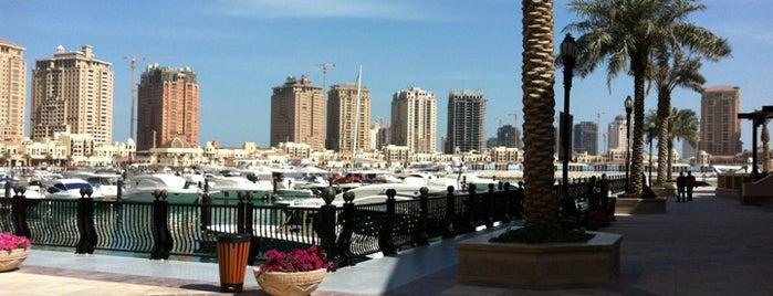 The Pearl | اللؤلؤة is one of My Doha..