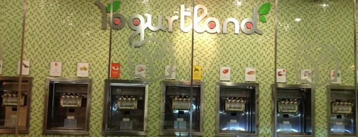 Yogurtland is one of Ice Cream places in Bay Area.