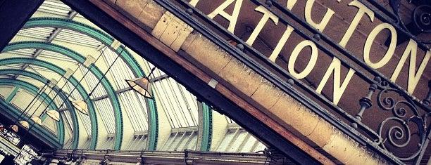 South Kensington London Underground Station is one of Summer in London/été à Londres.