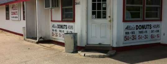 Allie's Donuts is one of donuts.