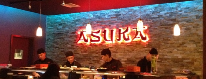 Asuka Sushi is one of FavoRite.