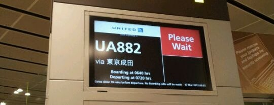 Gate A14 is one of SIN Airport Gates.