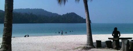 Beras Basah Island is one of ท่องเที่ยวที่ Langkawi, Kedah.