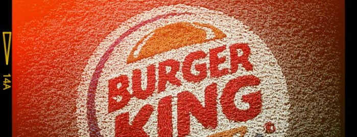 Burger King is one of Restaurantes y Franquicias.