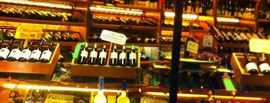 Manley's Wine & Spirits is one of my todos - Bars.