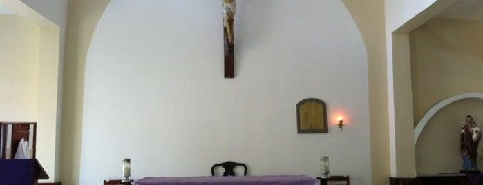 Capela São José is one of Vicariato Oeste [West].