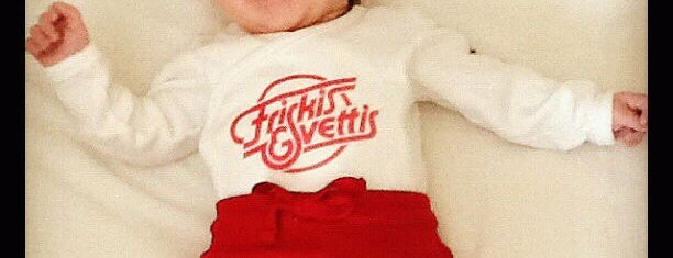 Friskis&Svettis is one of Friskis och Svettis (workout/gym) Stockholm.