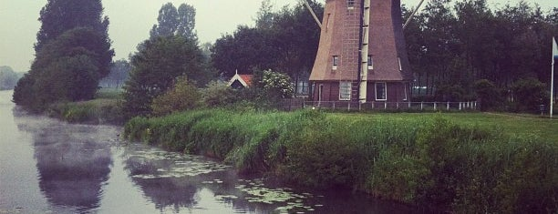 Molen De 1100 Roe is one of Dutch Mills - North 1/2.