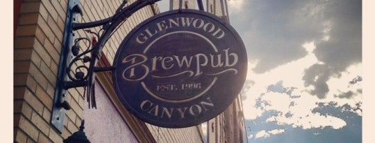 Glenwood Canyon Brewing Company is one of My Visited Breweries.
