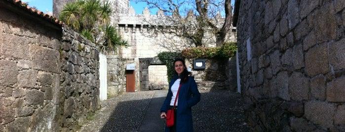 Castelo de Vimianzo is one of Costa da Morte en 2 días.