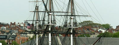 USS Constitution is one of Places to visit.