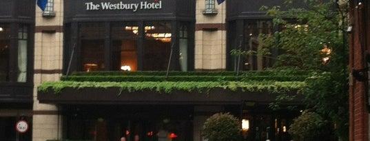 The Westbury Hotel is one of Free wifi.