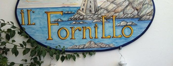 Il Fornillo is one of Honeymoon in Amalfi Coast.