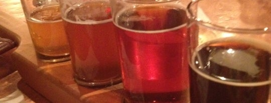 Northampton Brewery is one of Western Mass Faves.