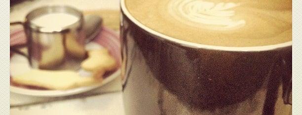Homei is one of HK Best Coffee.