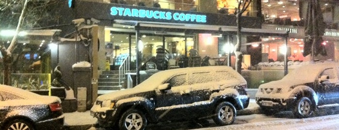 Starbucks is one of All-time favorites in Turkey.