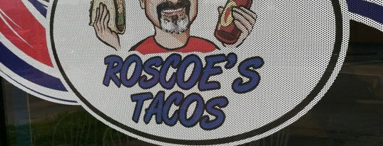Roscoe's Tacos is one of Celebrity Hangouts.