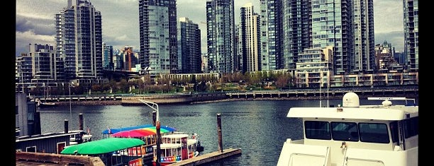Granville Island is one of Favorite Places Around the World.