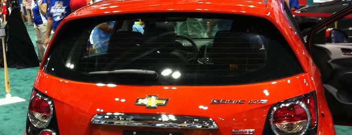 Chevrolet SponsorZone is one of muito bom.;.
