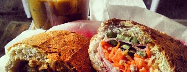 Xe Máy Sandwich Shop is one of Asian Spots.