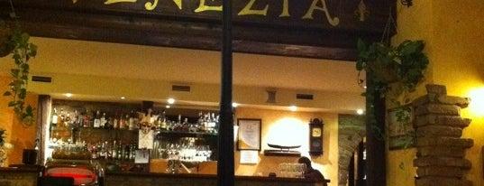 Trattoria Venezia is one of finomságok jó helyeken.