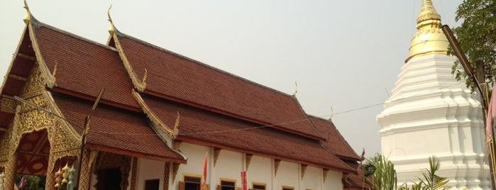 Wat Chai Prakiat is one of Guide to the best spots Chiang Mai|เที่ยวเชียงใหม่.