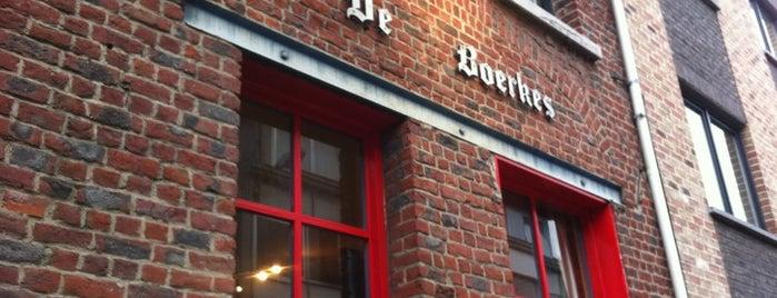 De Boerkes is one of Favorite Food.