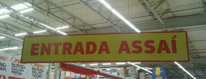Assaí Atacadista is one of Favoritos.
