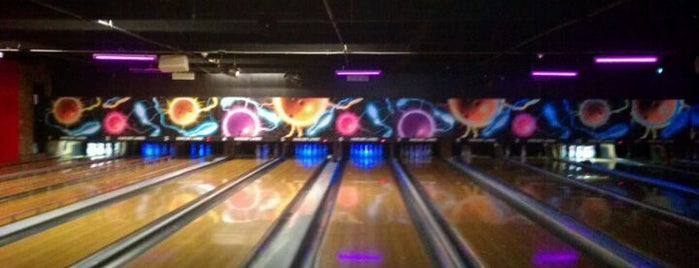 Harlem Lanes is one of Stuff-To-Do List.