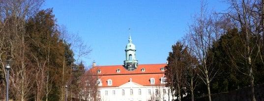 Schloss Lichtenwalde is one of Burgen und Schlösser.