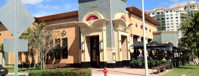 The Cheesecake Factory is one of Découverte.