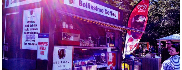 Bellissimo Coffee is one of Best Cafes in Brisbane.