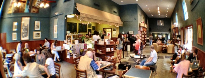 Highland Coffees is one of Baton Rouge Places to Eat.