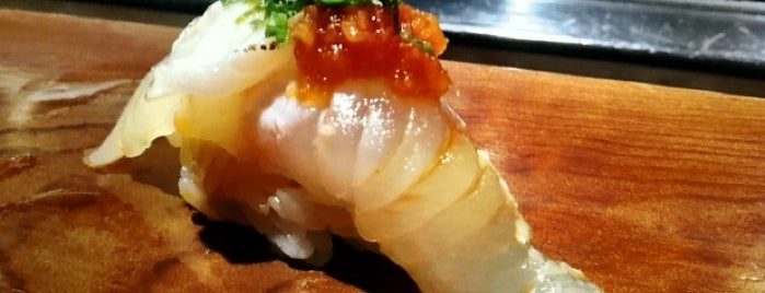 Sushi Ran is one of 2012 San Francisco Michelin Bib Gourmands.