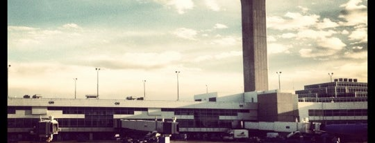 Denver International Airport (DEN) is one of Denver Travel.